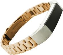 Fitbit Alta elegant armbånd i rustfritt stål - Gull