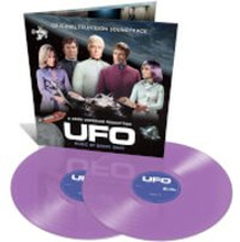 UFO: Original TV Soundtrack 2x Colour LP