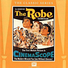 The robe-original soundtracks