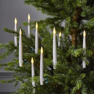 Trådlös julgransbelysning med fjärrkontroll