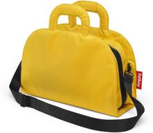 Show-Kees träningsväska Maize yellow 55 x 45.5 cm