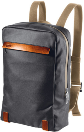 Brooks Pickzip Backpack Canvas 20l grey/honey 2020 Fritids- & Skolryggsäckar