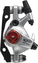 Avid Ball Bearing 7 Road Disc Brake Framhjul/bakhjul platinum 160mm 2020 Bromsok för skivbroms