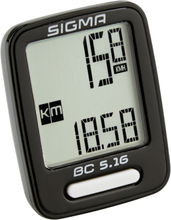 SIGMA SPORT BC 5.16 Bike Computer 2021 Cykeldatorer med sladd