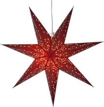 Julstjärna Galaxy Röd 60cm