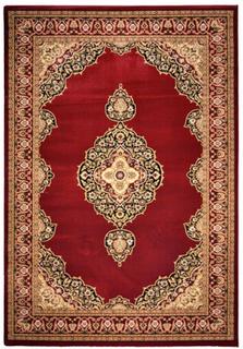 Strehög Medea Röd Matta 160x230 cm