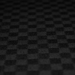 Arvidssons Textil Chess Svart Panelgardiner