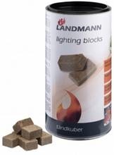 Landmann Tändblock Green Power 100 st