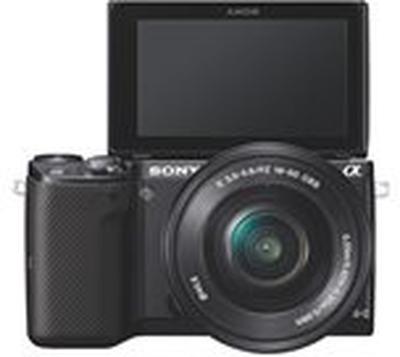 Sony a5100 ILCE-5100Y - Digitalkamera - spegellöst