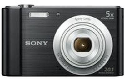 Sony Cyber-shot DSC-W800 - Digitalkamera - kompakt