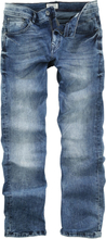 Shine Original - Ocean Indigo - Regular Fit -Jeans - mørkeblå