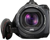 JVC EverioR GZ-RX610 - Videokamera - 1 080 p / 50