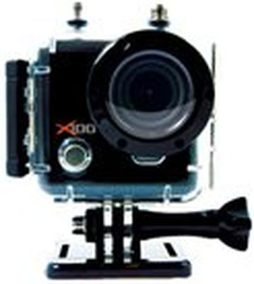 Kaiser Baas X100 - Aktionkamera - monterbar - 1 08