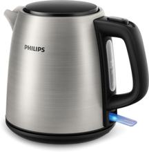 Philips HD9348/10 Vattenkokare 1 liter, metall