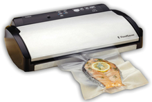 FoodSaver V-2860 Vakuumpakker med Rullholder