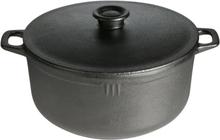 Fiskars Brasserie Gryta 4,5 L/24 cm Emalj