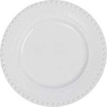 PotteryJo Daisy Mattallrik 29 cm White