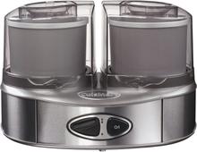 Cuisinart ICE-40 Duo - 2 x 1.0L