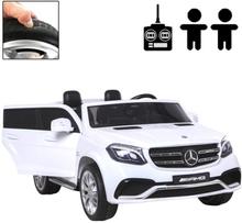Rull Elbil - Mercedes GLS 4MATIC - Vit