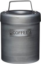 Kitchen Craft Industrial Vintage Kaffeburk Metall