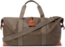 Mulberry - Medium Clipper Holdall - Brown