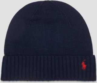 Ralph Lauren, HAT-APPAREL ACCESSORIES-HAT, Blå, Luer för Gutt, One size