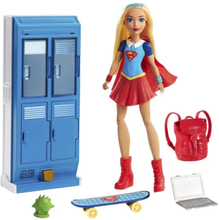 DC Super Hero Girls 12 Supergirl X-ray Locker