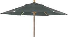 Reggio parasoll Grå 3 m