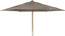 Reggio parasoll Taupe 3 m