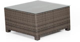 Madison bord/pall Brun 65x65 cm