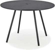 Area bord Grå 110x73 cm