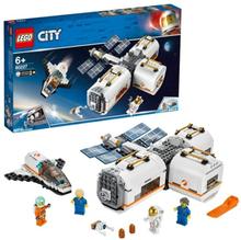 LEGO City Space Port 60227 - Månstation