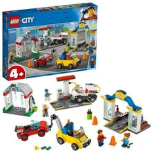 LEGO City Town 60232 - Fordonscenter