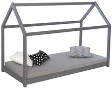 Homestyle4u Hussäng 90x200 cm - Grå