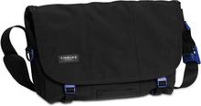 Timbuk2 Flight Classic Messenger Bag S jet black reflective 2020 Axelremsväskor