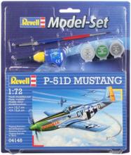 Model Set-P-51 d Mustang