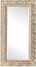 Steve Art Gallery Spegel i guld, yttermått 112x62 cm