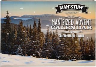 Julekalender mann - Man´s stuff
