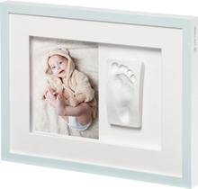 Baby Art Collageram med avtryck Tiny Style kristallvit