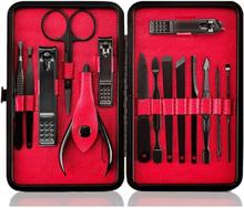 Grooming kit Nagel kit med diverse klippare och tillbehör