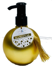 Victoria's Design Tvål med pump Royal matt guld 350 ml