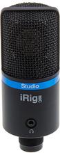 IK Multimedia iRig Mic Studio black