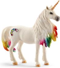 Rainbow unicorn. mare