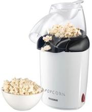 Severin Pc3751 - Popcorn Maskine 1200 Watt Hvid Popcornmaskin