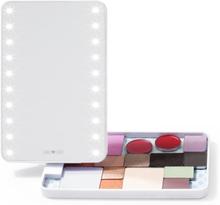 Glamcor RIKI Colorful - Sminkspegel LED & Magnetpalett