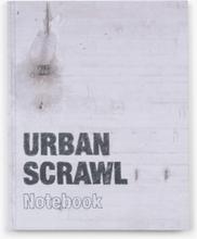 Dokument Press - Urban Scrawl Notebook - Multi - ONE SIZE