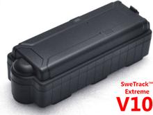 Swetrack extreme v10 - portabel spårsändare - 10 000 mah batteri