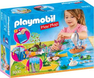 Playmobil Feeen med gulvplan 9330