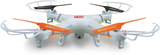 Jd-x6 quadcopter drönare 2.4g 4ch 6-axis 2mp kamer