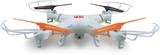 Jd-x6 quadcopter drönare 2.4g 4ch 6-axis 2mp kamer